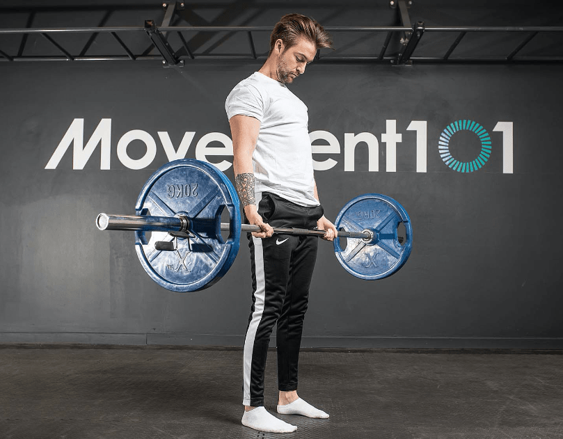 brian o'loughlin lifting weights
